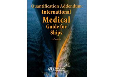 Quantification Addendum International Medical Guide for Ships 3rd Edition PDF