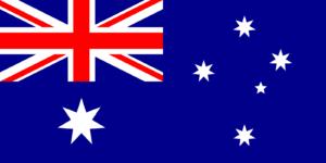 Picture of Australia flag